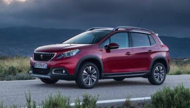 Precios Peugeot 2008 2017: desde 17.940 euros