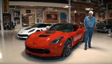 Vídeo: Jay Leno prueba el Callaway Corvette AeroWagen