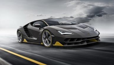 Este es uno de los primeros Lamborghini Centenario