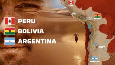 Dakar 2018: desvelado el recorrido del 40 aniversario