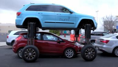 Vídeo: este SUV es el mejor antídoto contra los atascos
