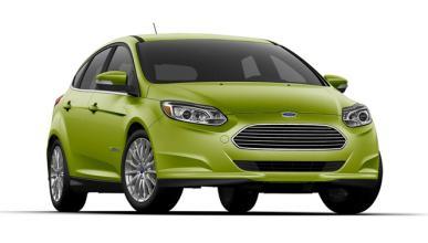 Nuevo Ford Focus Eléctrico: hasta 225 km de autonomía