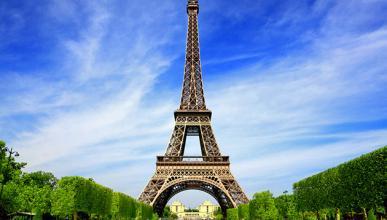 París, Londres, Berlín... Viaje a cinco capitales europeas