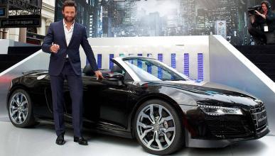 Los espectaculares coches de Hugh Jackman