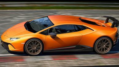 Brutal accidente de un Lamborghini Huracán en China