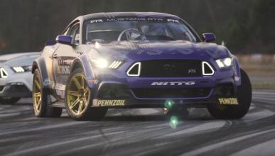 Vídeo: así es el nuevo Ford Mustang de Chelsea DeNofa
