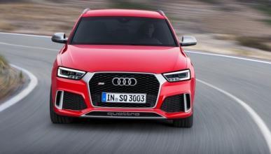 Audi tendrá más versiones RS en sus modelos SUV