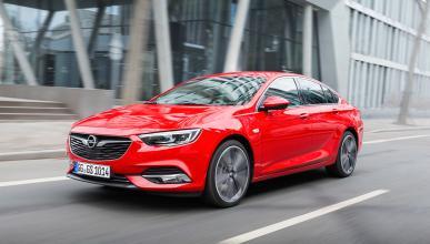 Prueba Opel Insignia Grand Sport