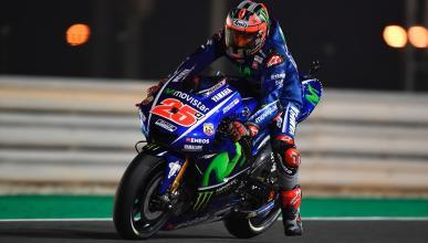 Parrilla de salida MotoGP Qatar 2017: Viñales y el resto