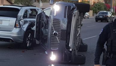 Uber cancela las pruebas de su coche autónomo
