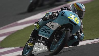 Carrera Moto3 Qatar 2017: la determinación de Mir se impone