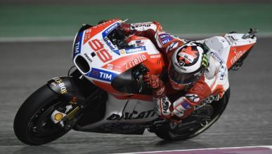 La pesadilla de Jorge Lorenzo en su estreno con Ducati