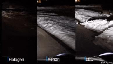 Faros de xenón o de LED, ¿cuáles son mejores?