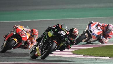 Johann Zarco, cerca de sacar los colores a todo MotoGP