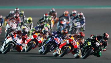 MotoGP Qatar 2017: vencedores y derrotados