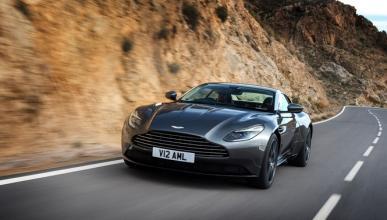 ¿Va a presentar Aston Martin un DB11 con motor AMG?