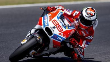 82 vueltas para Jorge Lorenzo en el test de Jerez