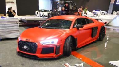 Vídeo: así suena el Audi R8 V10 Plus de ABT Sportsline