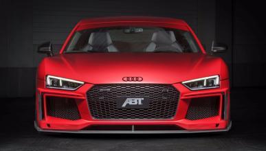 Audi R8 V10 Plus ABT (I)