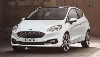 Coches que superan el tope de emisiones: Ford Fiesta (I)