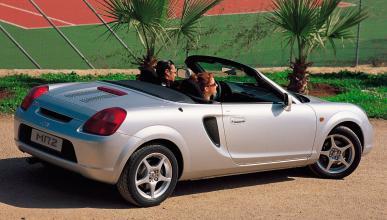 Toyota MR2 deportivo barato divertido