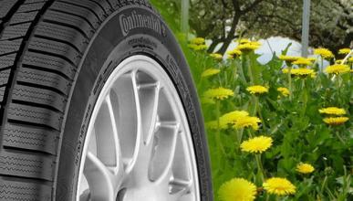 Los neumáticos de caucho de diente león, cada vez más cerca