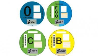 ¿Has recibido tu etiqueta de la DGT?