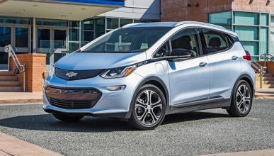 GM podría perder 9.000 dólares con cada coche como este