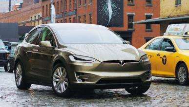 El precio del Tesla Model X