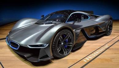 Así se vería un superdeportivo firmado por BMW