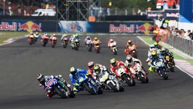 Los horarios de MotoGP, Argentina 2017