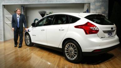 Ford piensa en coches eléctricos que están tiempo parados