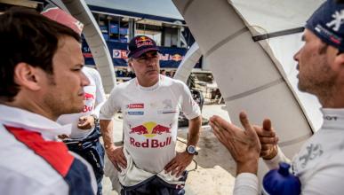 Dakar 2018: Carlos Sainz, cerca de renovar con Peugeot