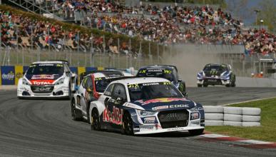 Mundial Rallycross, Barcelona: Ekstrom comienza ganando