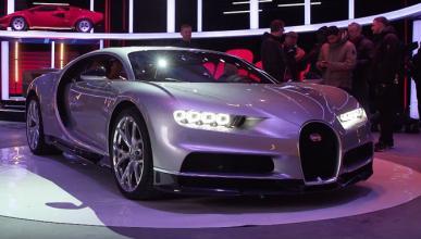 Chris Harris cuenta su experiencia con el Bugatti Chiron