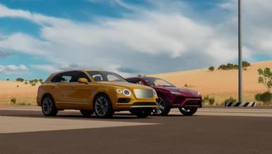 Bentley Bentayga contra Lamborghini Urus, ¿es posible?