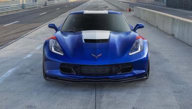 Chevrolet Corvette Grand Sport Admiral Blue Heritage