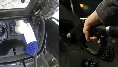 Coche eléctrico o diésel, ¿cuál interesa más?