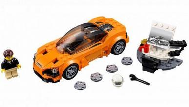 McLaren 720S LEGO, llega el nuevo deportivo a LEGO