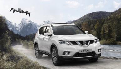 Nissan X-Trail X-Scape, un dron como compañero de aventuras