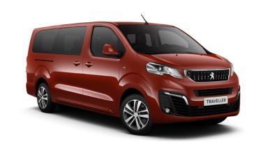 Peugeot Traveller Long: todavía más versátil