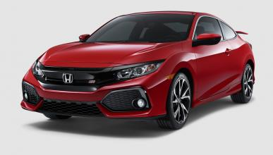 Honda Civic Si Coupé 2017