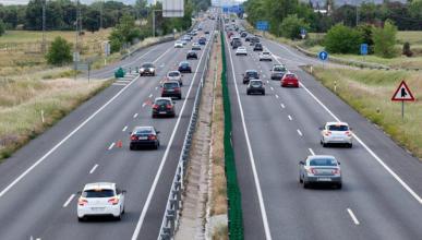 Los colores del tráfico según la DGT