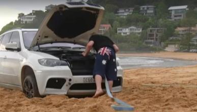 La prueba de que un SUV no es un todo terreno (en vídeo)
