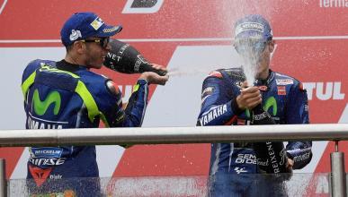 Valentino Rossi, la nueva e inesperada amenaza para Viñales