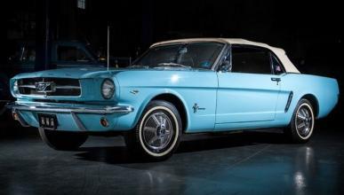 Aquí tienes un espectacular Ford Mustang no restaurado