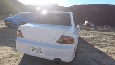 Vídeo: Un Mitsubishi Lancer Evolution de 650 CV