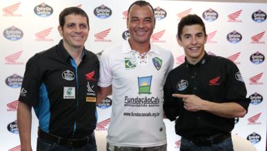 """Márquez, sobre Rossi: """"Los amigos los tengo en el pueblo"""""""