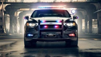 Ford Fusion Hybrid, la nueva arma de la policía
