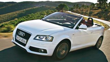 Audi A3 Cabrio (8P). Todos los años obtiene buena nota. Hay que estar atento, es